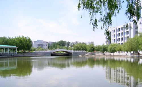 大学图案设计风景