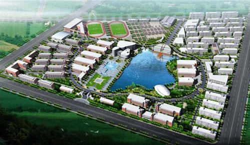 天津大学仁爱学院地处天津市团泊新城团泊湖自然风景区内,占地面积